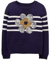 Gymboree Flower Sweater