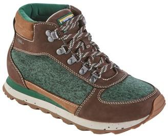 L.L. Bean Women's Katahdin Waterproof Hiking Boots, Nubuck