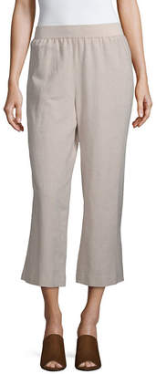 Liz Claiborne High Waisted Cropped Pants