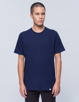 Norse Projects James Indigo Twist S/S T-Shirt