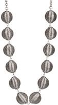 Natasha Accessories Wired Sphere Necklace
