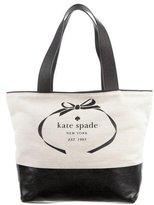 Kate Spade Heritage Spade Logo Tote