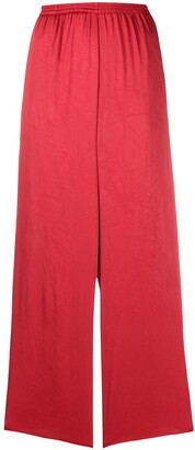 Forte Forte high-waisted wide leg trousers