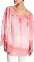 Luma Lace Long Sleeve Shirt