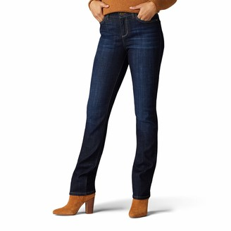 Lee Women's Legendary Regular Fit Straight Leg Jean