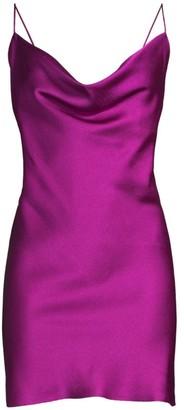 Jay Godfrey Baldwin Satin Slip Dress