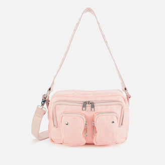 Nunoo Women's Ellie Logo Sport Bag - Pink