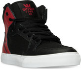 Supra Little Boys' Vaider Casual Sneakers from Finish Line