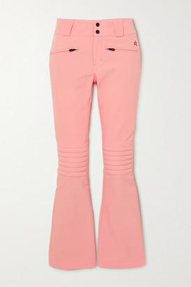 Perfect Moment Aurora Flared Ski Pants - Pink