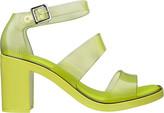 Melissa Shoes Model Jelly Block-Heel Sandals