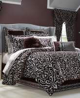 J Queen New York Sicily Plum Comforter Sets