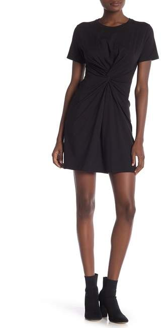35bf498e053 Knotted T-shirt Dress - ShopStyle