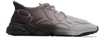 adidas Grey Ozweego Tech Sneakers