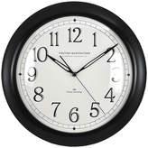 Asstd National Brand FirsTime Slim Wall Clock