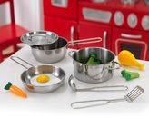 Kid Kraft Deluxe Play Cookware & Food Set