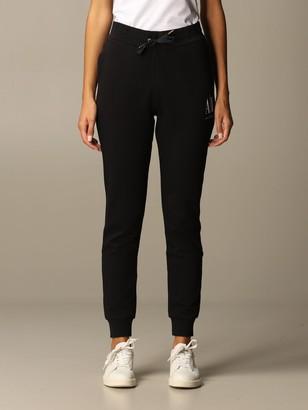 Armani Collezioni Armani Exchange Pants Logo Cuff Bottom Sweatshirt