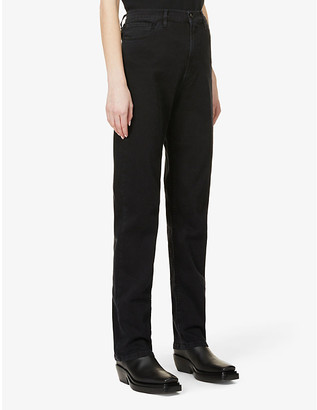 3x1 Kirk relaxed-fit high-rise jeans