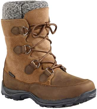 Baffin Womens Urban Aspen Leather Winter Boots