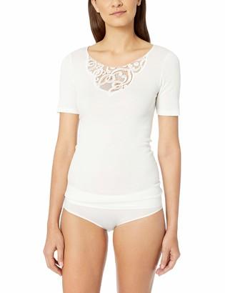 Hanro Women's Ella Short Sleeve Shirt