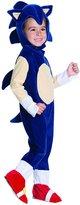 Rubie's Costume Co Sonic The Hedgehog Romper - Infant (6M-12M)