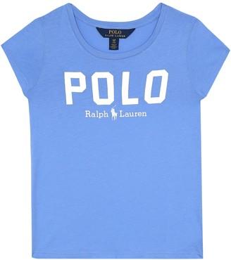 Polo Ralph Lauren Logo cotton-jersey T-shirt