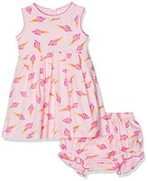 Rachel Riley Baby Girls' Icecream Jersey Bloomers Dress