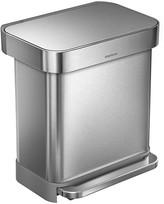 simplehumanTM Liner Pocket Trash Can