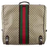 Gucci GG Web Garment Bag