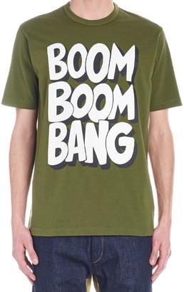 Junya Watanabe boom Boom Bang T-shirt
