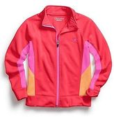 Champion Girls' Colorblock Full-Zip Jacket