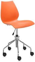 Kartell Maui Swivel Chair - Orange