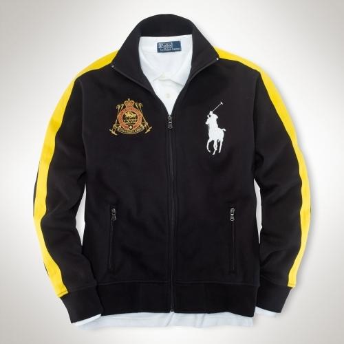 Polo Ralph Lauren Fleece Big Pony Track Jacket
