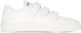 Prada Wheel Velcro Sneakers