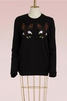 Zoe Karssen Cotton eagle Sweat