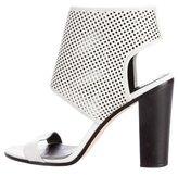 Pour La Victoire Georgette Leather Sandals