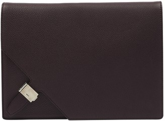 Bally Purple Leather Small bags, wallets & cases