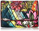 Vera Bradley Rfid Riley Compact Wallet Wallet