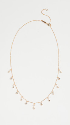 Suzanne Kalan 18K Gold Cascade Fireworks Collection Dangling Necklace