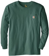 Carhartt Men's Big & Tall Workwear Pocket LS Jersey K126