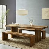EmmersonTM Reclaimed Wood Expandable Dining Table