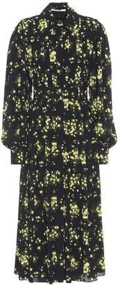 Emilia Wickstead Anatola floral midi dress