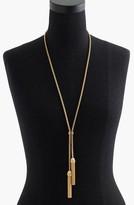 J.Crew Women's Tassel Chain Necklace