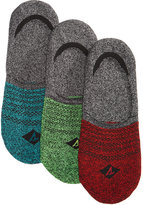 Sperry Men's 3-Pk. Performance Liner Socks