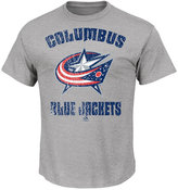 Majestic Men's Columbus Blue Jackets T-Shirt
