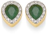 Monica Vinader Naida Lotus Stud Earrings