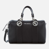 Karl Lagerfeld Women's K/Kool Duffle Bag - Black