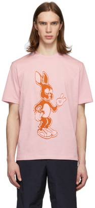 Paul Smith Pink Rabbit T-Shirt