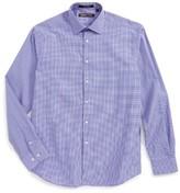 Michael Kors Boy's Plaid Dress Shirt