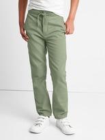 Gap Pull-on canvas pants