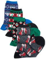 Hot Sox Holiday Printed Trouser Socks